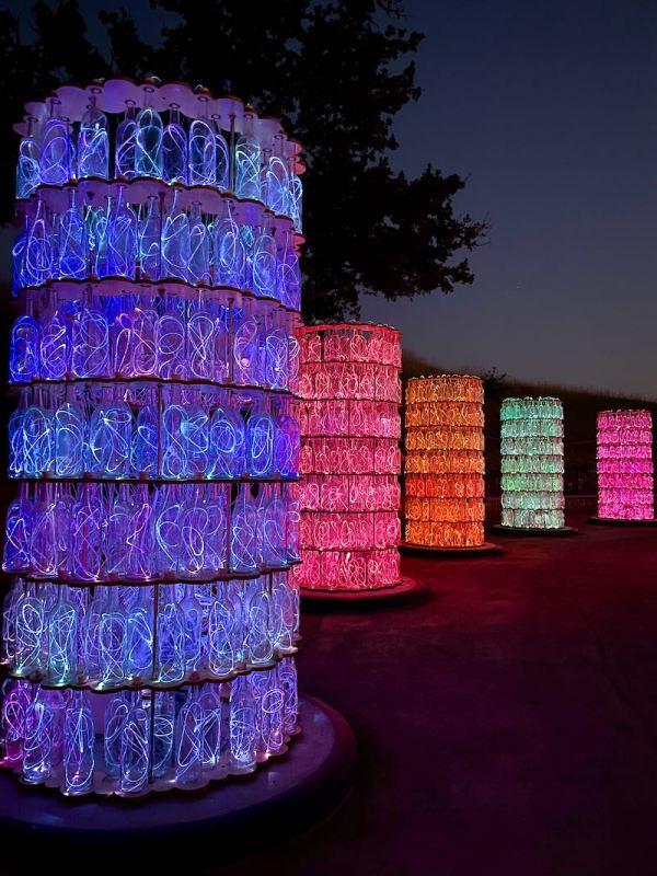 Light Towers photo