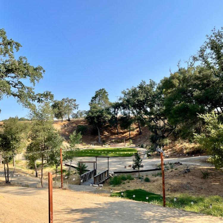 Natural amphitheater photo