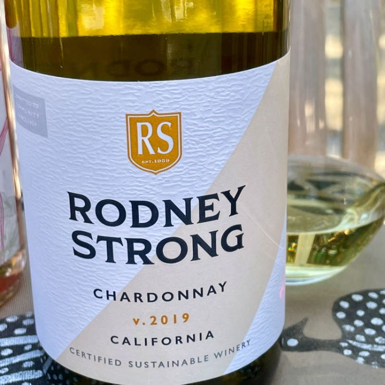 2019 Rodney Strong Chardonnay, California photo