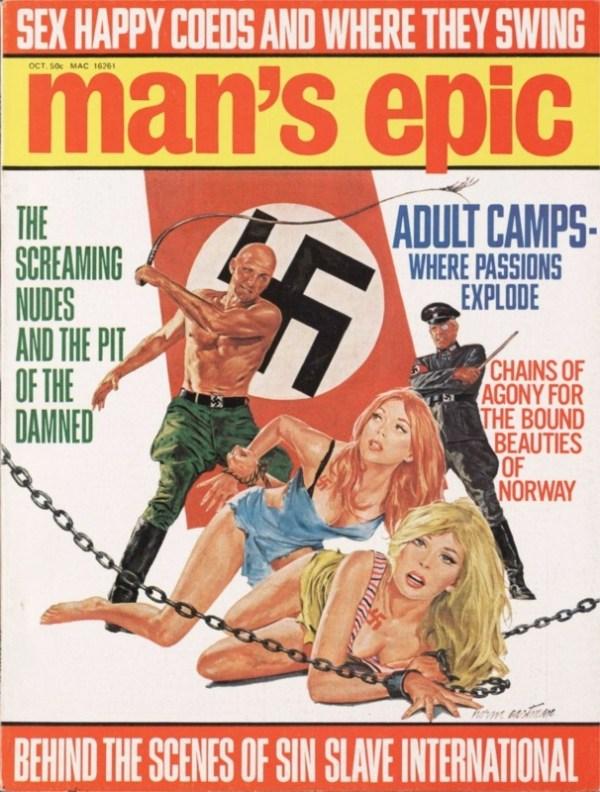 19576757-Man's Epic, October 1972Norm Eastman