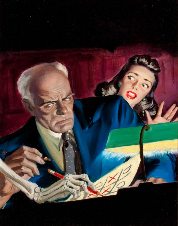 23813407-Detective_Magazine_cover_illustration,_November_1945