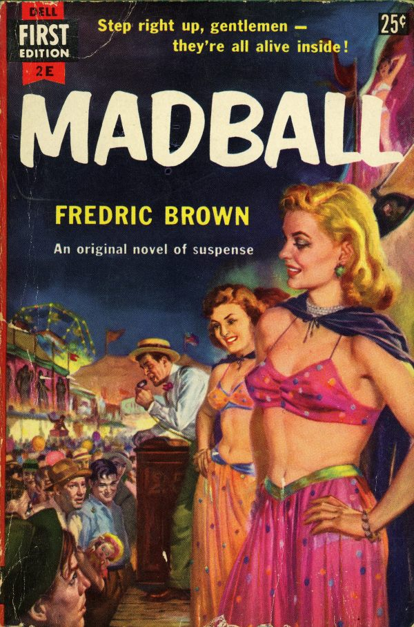 Dell Books 2E - Fredric Brown - Madball