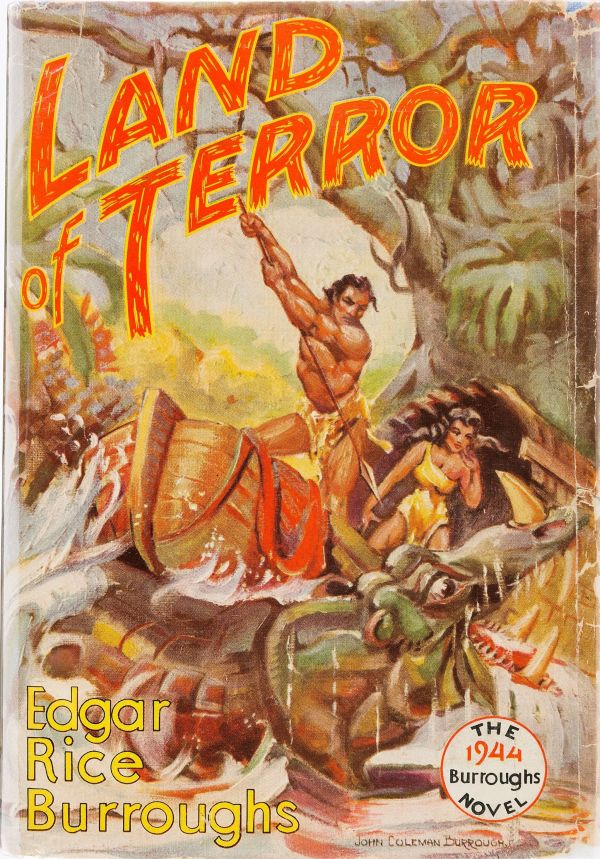 Land of Terror First edition