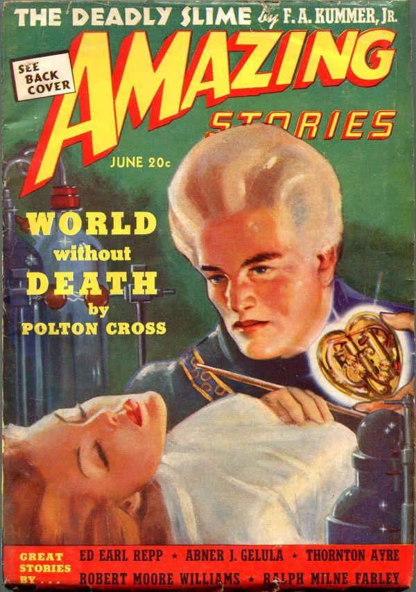Amazing Stories June 1939