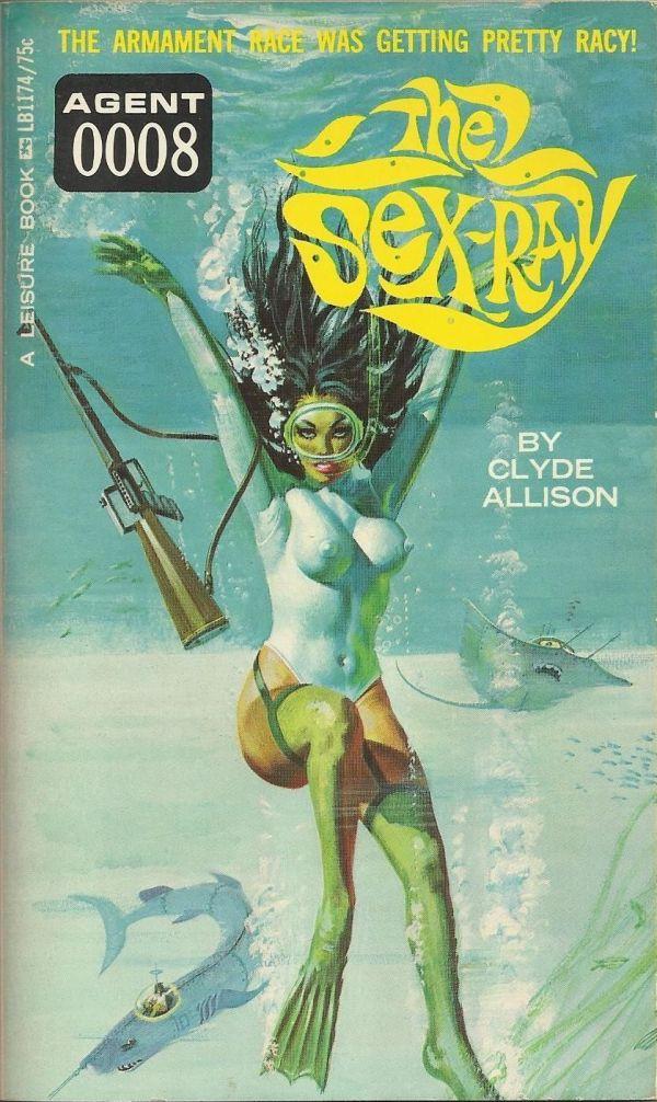 Leisure Books #LB-1174 1966