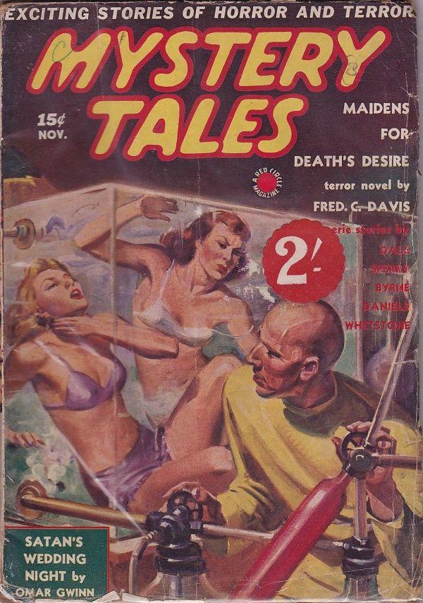 Mystery Tales November 1938