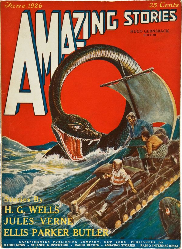Amazing Stories June 1926