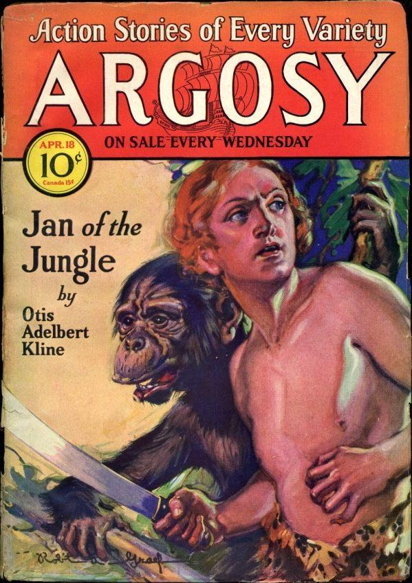 Argosy, April 18, 1931