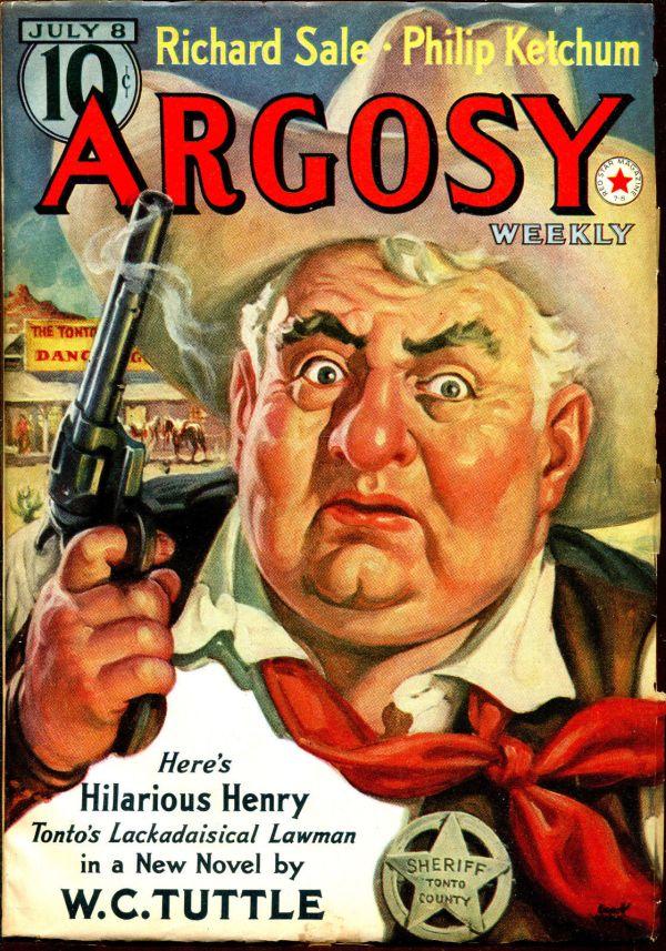 Argosy Weekly-July 8, 1939