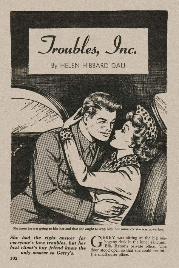 New Love March 1943 - p.102