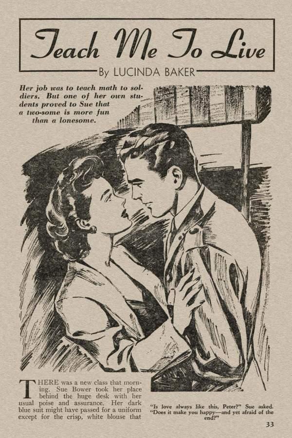 New Love March 1943 - p.33
