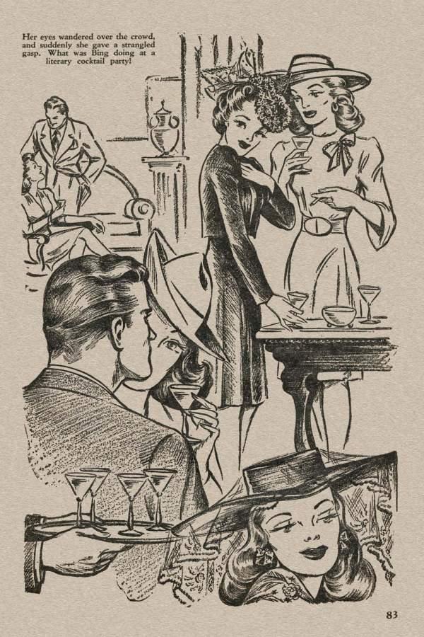 New Love March 1943 - p.83