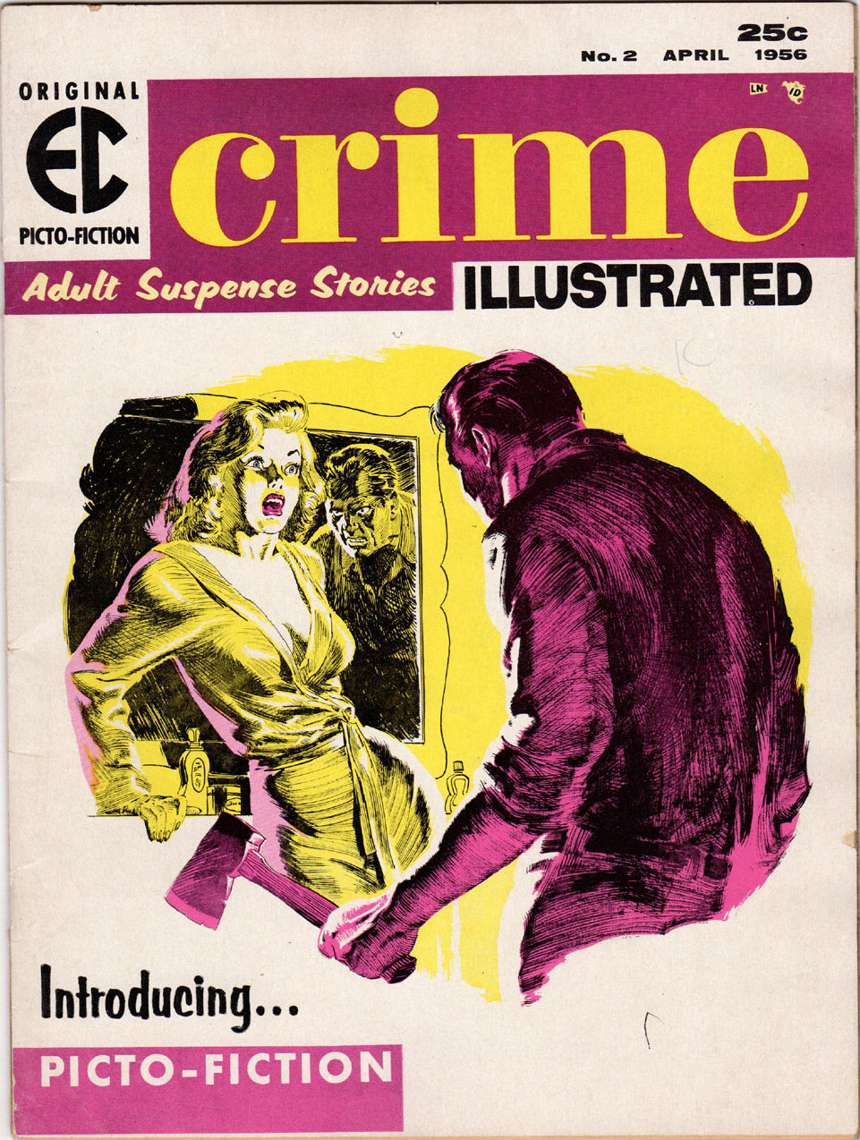 The Illustrated Crime Encyclopedia Crimes and Punishment 1994 Volume 17 Like New