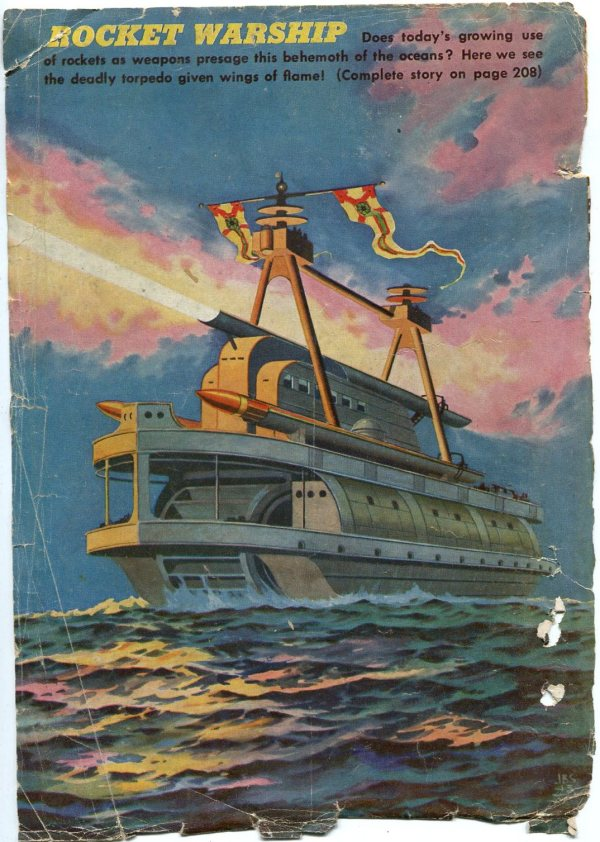 Amazing Stories March 1944