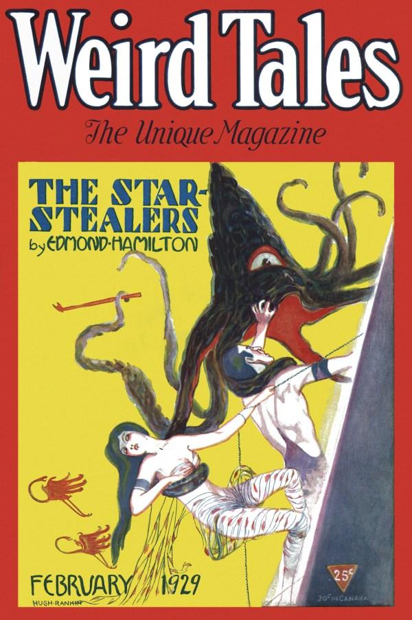 Weird Tales February 1929