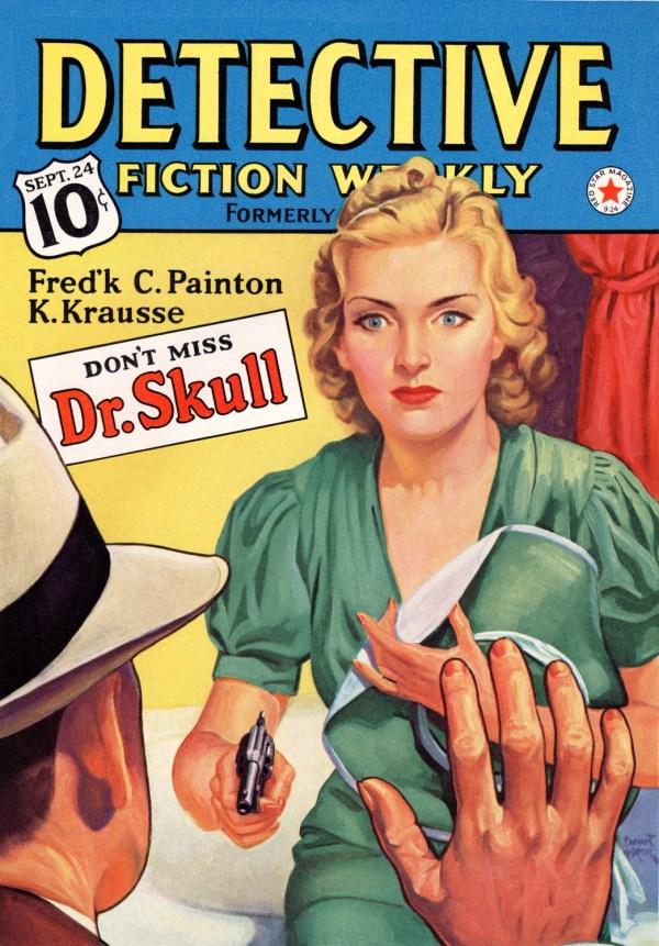 Detective Fiction September 24, 1938