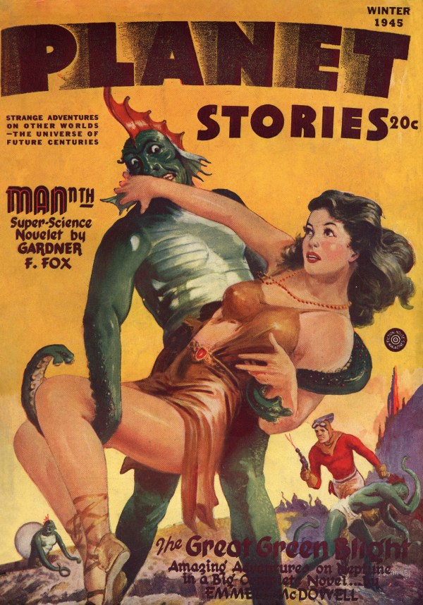 Planet Stories Winter 1945