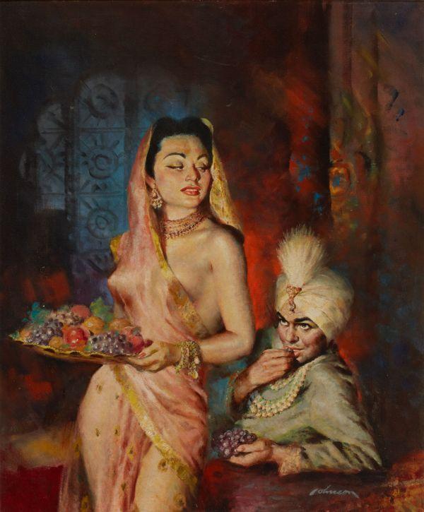Maharajah, Popular Library #451, 1952