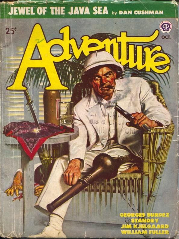 Adventure  October 1948