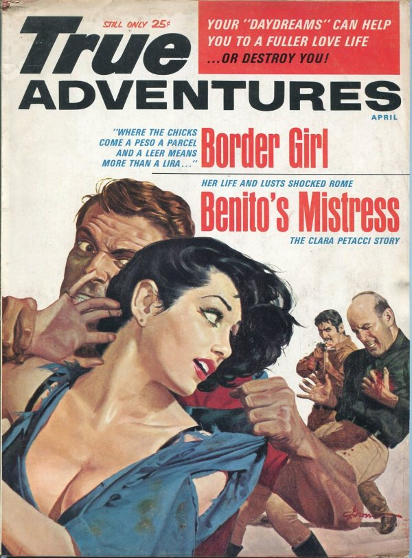 True Adventures April 1964