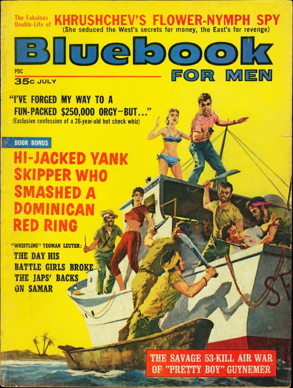 Bluebook July 1963