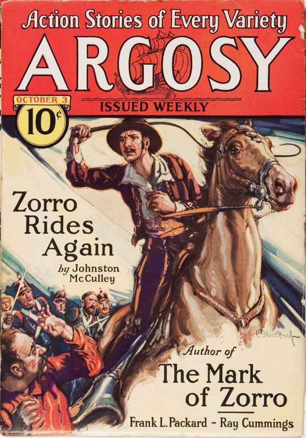 Argosy-All Story Weekly, October 3, 1931