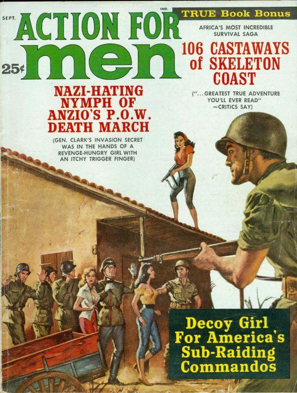 Action for Men, September 1962
