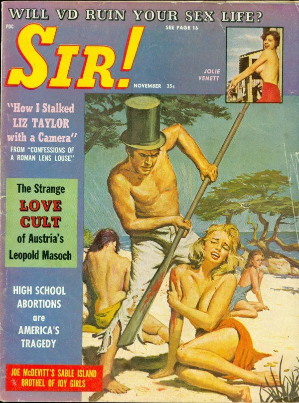 Sir!, November 1962 (1)