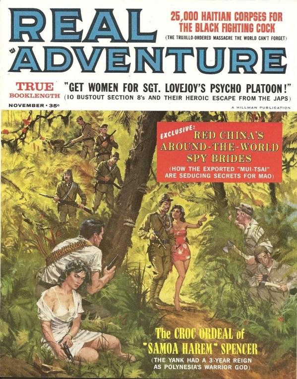 Real Adventure November 1965
