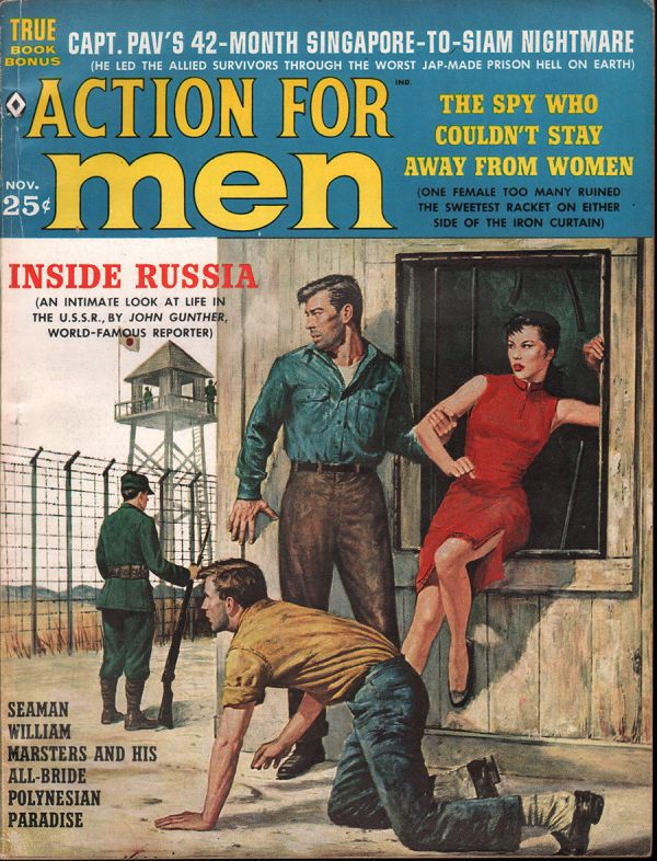 Action For Men Nov 1960