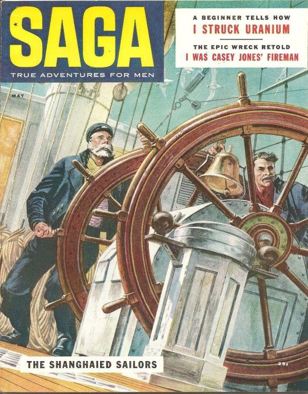 Saga May 1954
