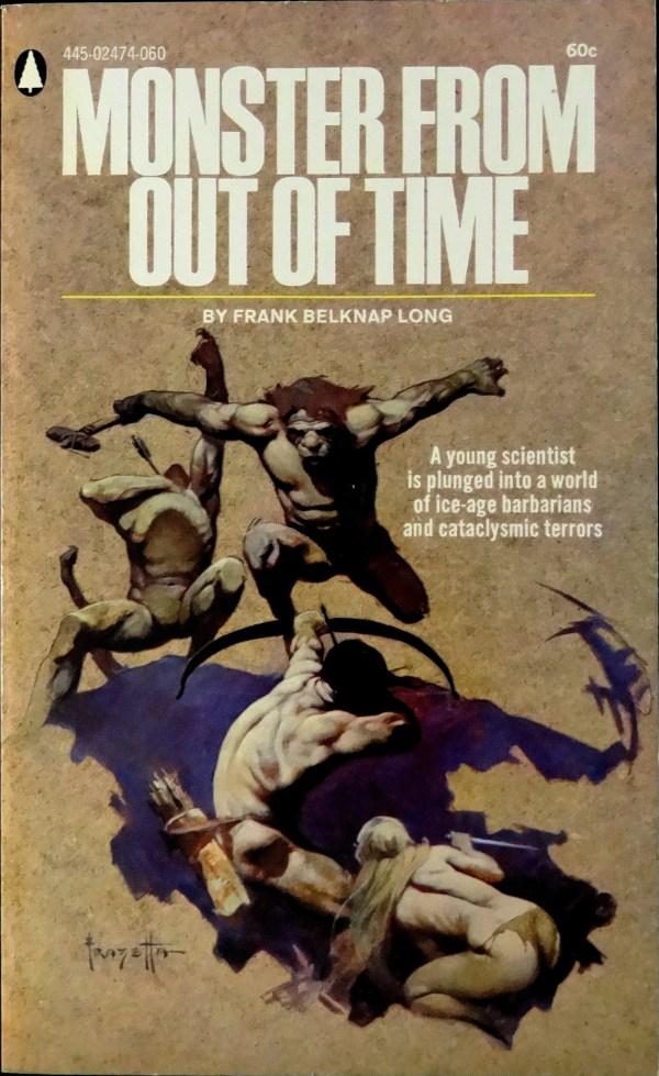Popular Library 02474-060 (1970). Cover Art by Frank Frazetta
