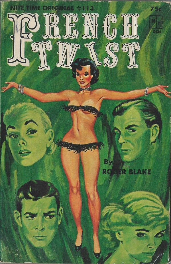 Nite Time Books 113 1964