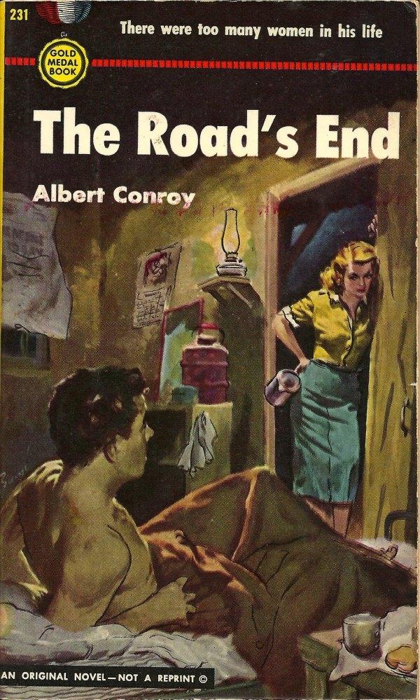 Gold Medal Book #231 1952