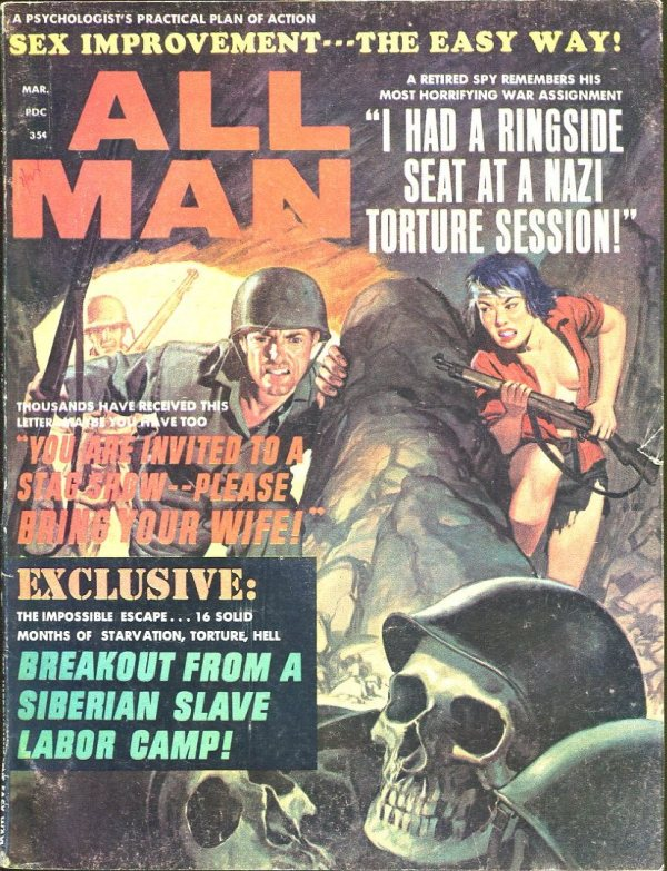 All Man March 1967