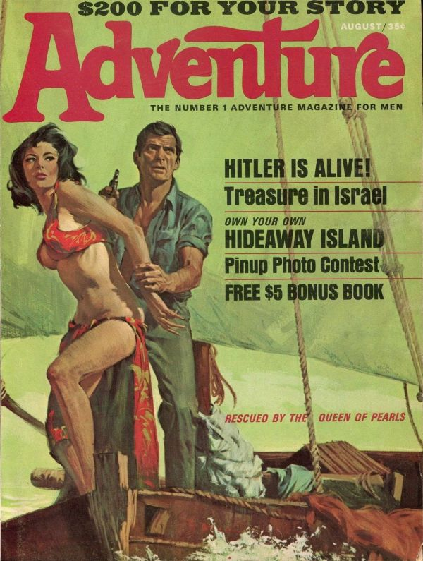 August 1965 Adventure