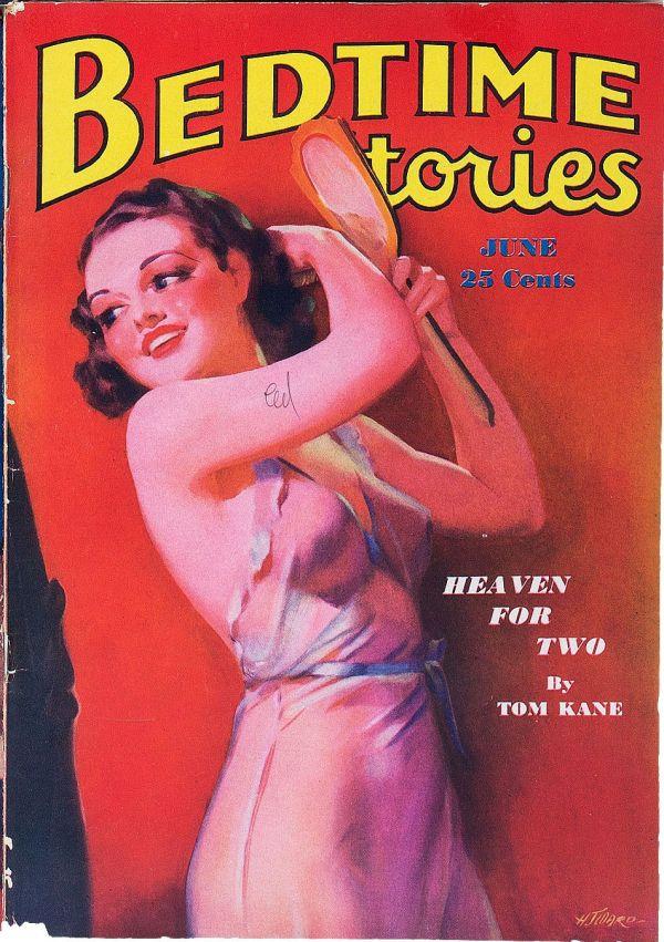 Bedtime Stories June 1937