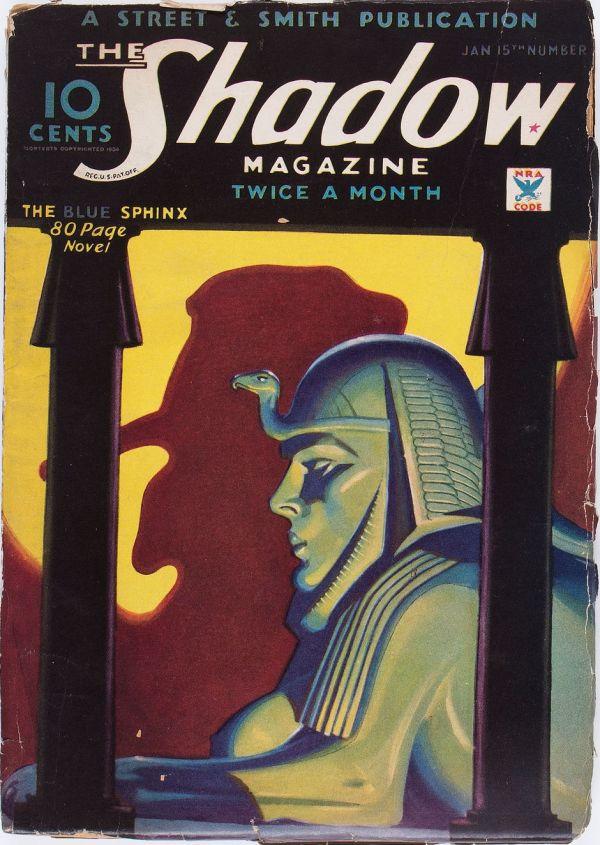 Shadow V12#4 Jan 1935