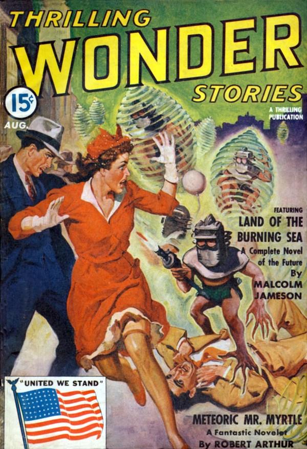 Thrilling Wonder Stories Aug 1942