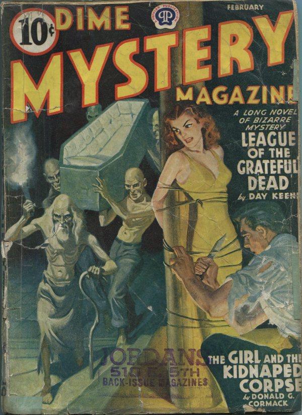 Dime Mystery February 1941