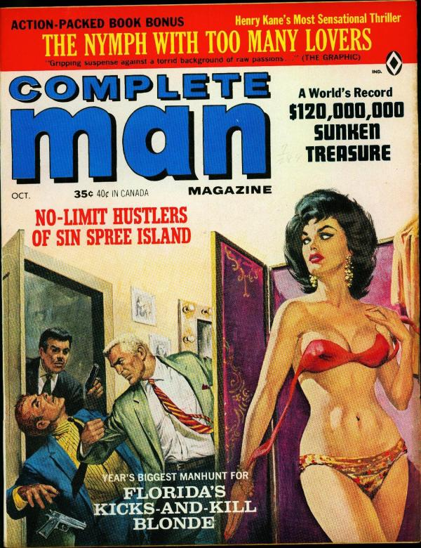Complete Man October 1966