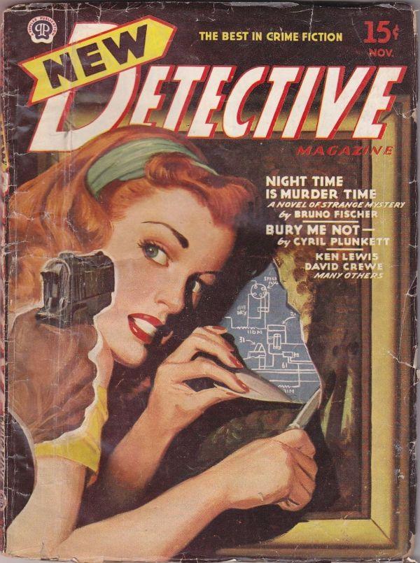 New Detective November 1942