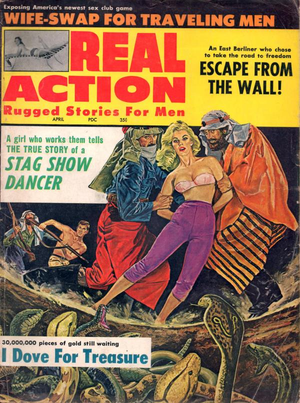 Real Action April 1964 vol1-6