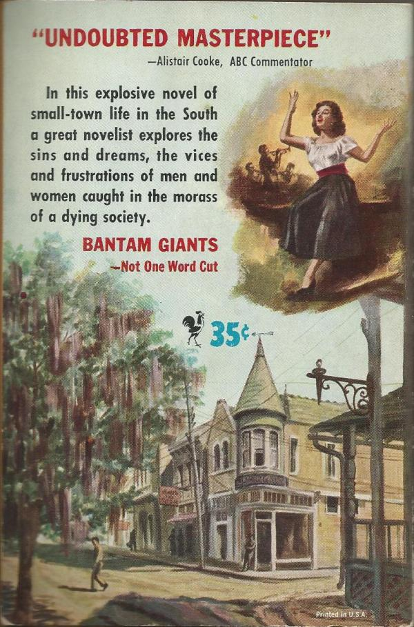 Bantam A1084 1953 Back