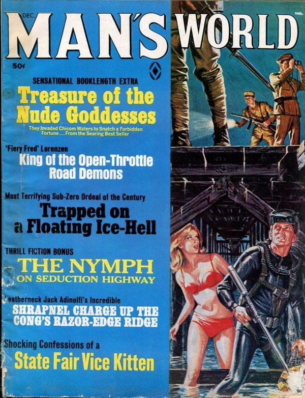 Man's World December 1967