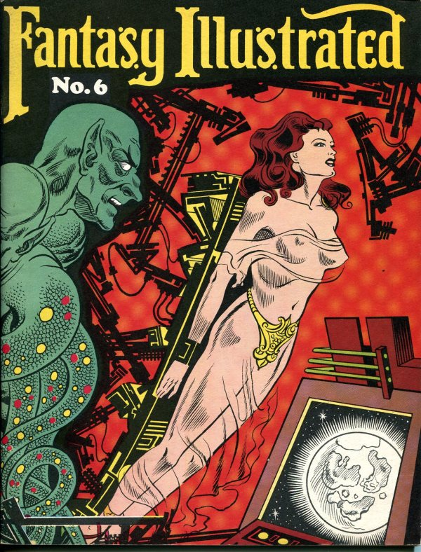 Fantasy Illustrated 1966