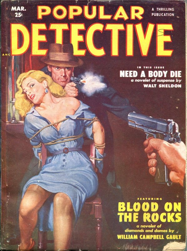 Popular Detective March 1951