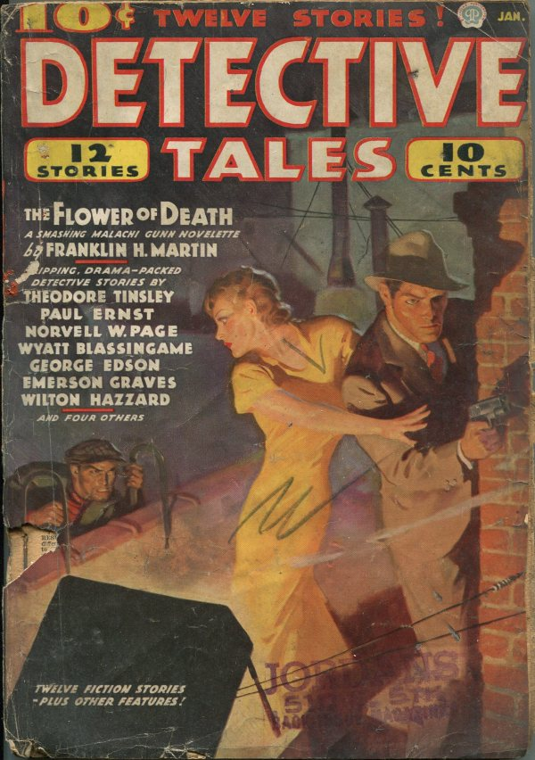 January 1936 Detective Tales