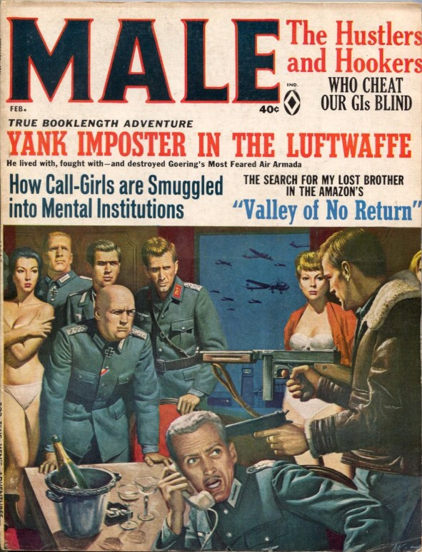 Male February 1966
