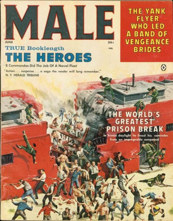 Male June 1961
